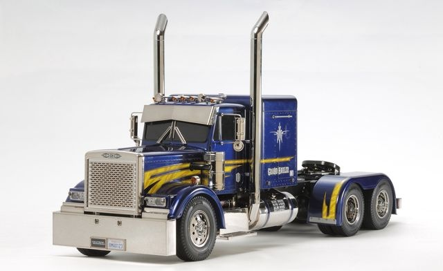 1:14 RC XB Grand Hauler Met.Bl. Fu.Opt. RTR