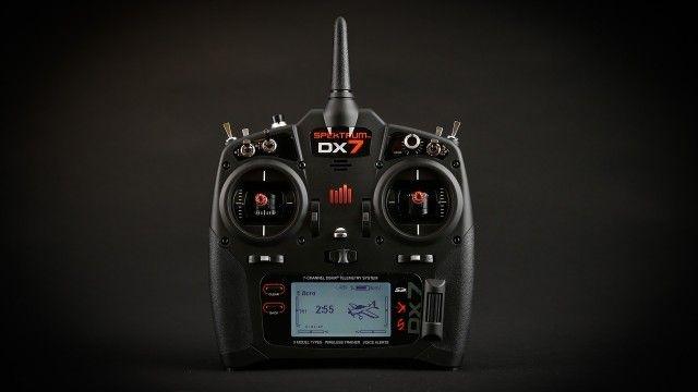 Spektrum DX7 7-Kanal DSMX-Sender mit AR8000 Empfänger