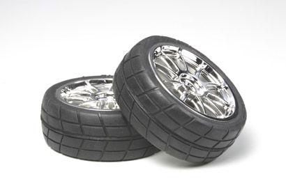 Felge + Reifen(10 Speichen)