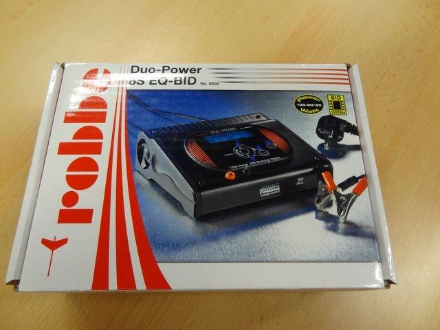 Robbe Lader Dou-Power 8S EQ-BID