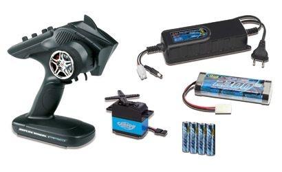 Reflex Wheel Pro 2.4G Elektro Set
