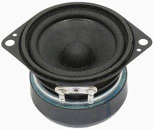 Lautsprecher LS-8R-8W-50, 8 Ohm, 8 Watt, 68x53mm