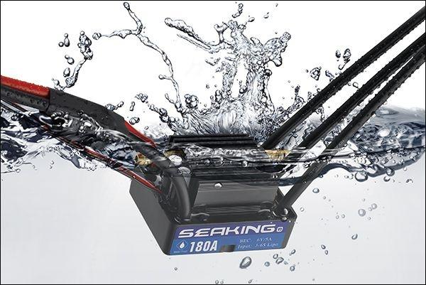 Seaking BL ESC 180A V3 2-6S L