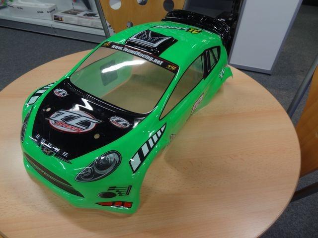 1:8 Rally-Karosserie Team-C