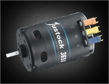 Xerun 2-Pol BL Motor Justock