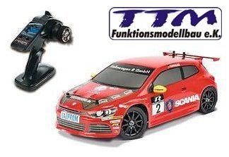 1:10 X10N Onroad VW Scirocco GP RTR