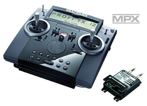 PROFI TX12 MLINK, Set, 2,4 GHz