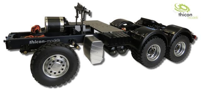 1:14 6x6 thicon-Chassis Bausatz Version 1