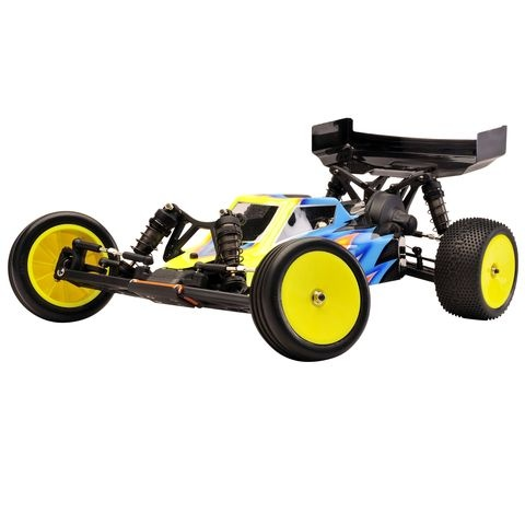 1:10 EP Buggy TC02CEVO 2WD Competition KIT