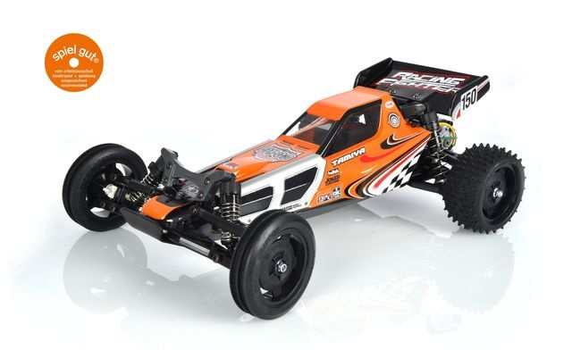 1:10 RC Racing Fighter (DT-03) The Real
