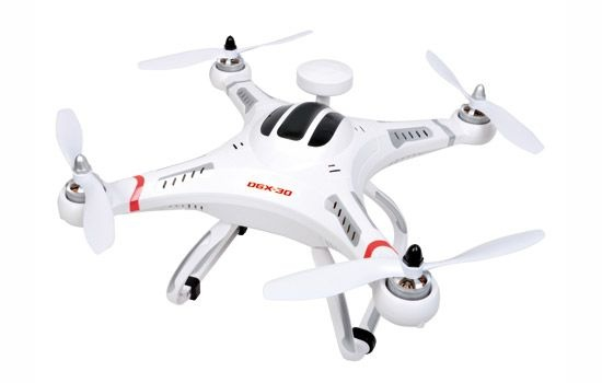 Quadcopter DGX-30 RTF GPS mit Akku und Ladegerät