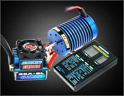 Ezrun Combo B6 60A 4300kV 1/1