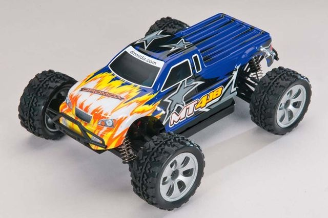 Dromida MT4.18 4WD 1/18th Mon